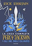 Percy Jackson and the Olympians.  The complete saga