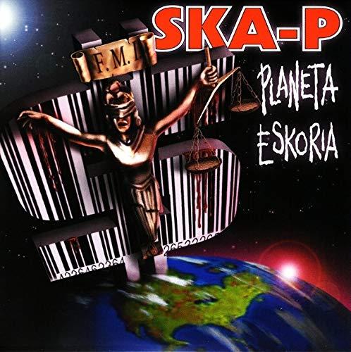 Planeta Eskoria [Vinyl LP]