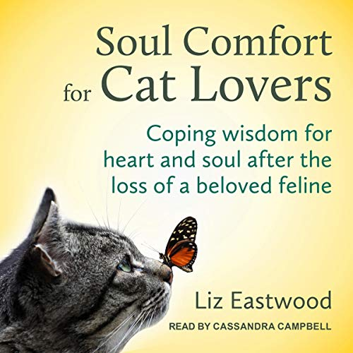 Page de couverture de Soul Comfort for Cat Lovers