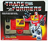 Transformers Toys Vintage G1 Autobot Blaster Collectible Action Figure