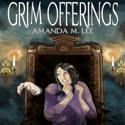 Grim Offerings audiobook cover art