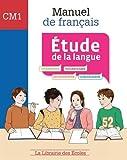 Français CM1 - Manuel, étude de la langue