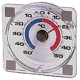 Westmark Termometro da finestra, intervallo tra -50 °C e +50 °C, plastica,...