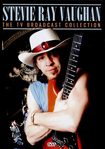 Stevie Ray Vaughan - The TV Broadcast Collection