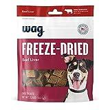 Amazon Brand - Wag Freeze-Dried Raw Single Ingredient Dog Treats (Chicken, Beef, Lamb)