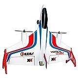 ハイテック エックスケー ファイターX520 RTF FPVカメラ付 X520-B RC飛行機
