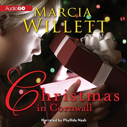 Christmas in Cornwall audiobook cover art