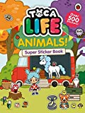 Toca Life: Animals!: Super Sticker Book