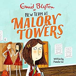 Malory Towers: New Term Titelbild