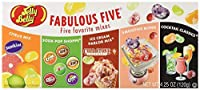 Jelly Belly Bean Fabulous Five Gift Box ジェリー ベリー ファビュラス 5種 フレーバー セット