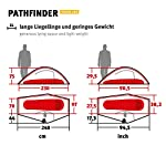 Wechsel tents Pathfinder - 1-Person Hiking Tent, Travel Line 4