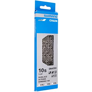 Shimano XT 10-Speed Chain CN-HG95 One Color 10 speed CNHG95116