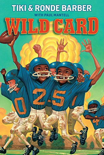 Wild Card (Barber Game Time Books) (English Edition)