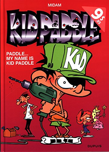 Kid Paddle - tome 8 - Paddle...My name is Kid Paddle (Opé été 2016)