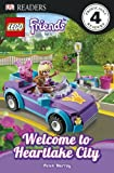 LEGO® Friends Welcome to Heartlake City (DK Readers Level 4) (English Edition)