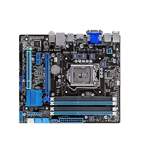 Placa Base de computadora Micro ATX MAPINARDA B75 Fit For ASUS B75M-PLUS Zócalo De La Placa Base SATA III 4 X DDR3 32GB USB3.0 LGA 1155 Mainboard Placa Base de computadora Profesional