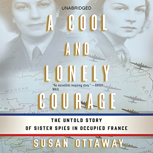 A Cool and Lonely Courage audiobook cover art