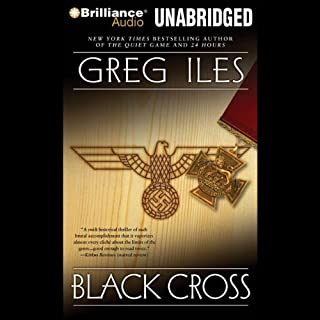 Black Cross cover art