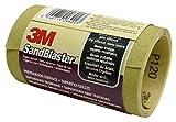 Sanblaster 4332 Rotolo Abrasiva Carta Vetrata, Marrone, P120