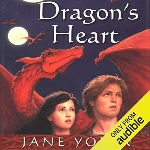 Dragon's Heart audiobook cover art