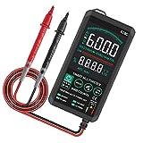 618c multímetro digital AC DC de barras analógico de verdadero valor eficaz Auto probador profesional de condensadores transistor NCV Tester