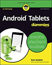 Android Tablets For Dummies (For Dummies (Computers))