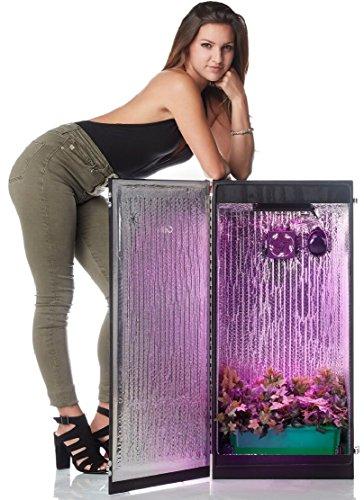Cash Crop 5.0 - 6 Plant LED Hydroponics Grow Box (3 Foot)