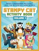 Stampy Cat Activity Book: Minecraft Adventures (Volume 1)
