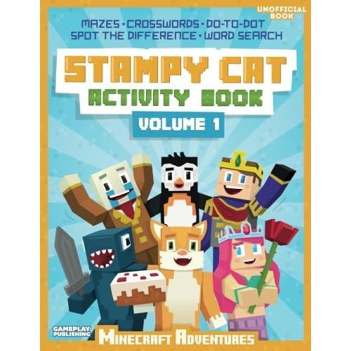 Stampy Cat: Amazon co uk