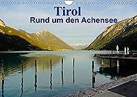 Tirol - Rund um den Achensee (Wandkalender 2022 DIN A4 quer): Wunderschoene Fotografien einer zauberhaften Wanderlandschaft. (Monatskalender, 14 Seiten )