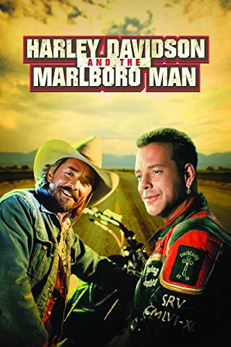 Harley Davidson and the Marlboro M