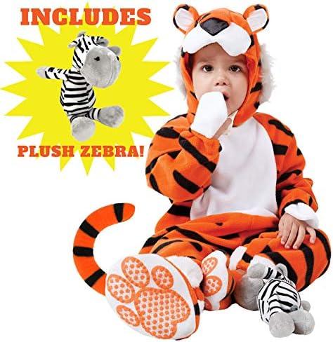 2 person zebra costume _image1