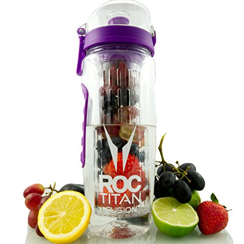 ROC Titan Fusion - Stay Hydrated for a lifetime with our Large 1 Litre...