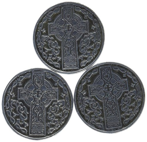 CA Irish Blessing Token 3 Coins/St Patrick's Day Gift/Celtic Irish Gift