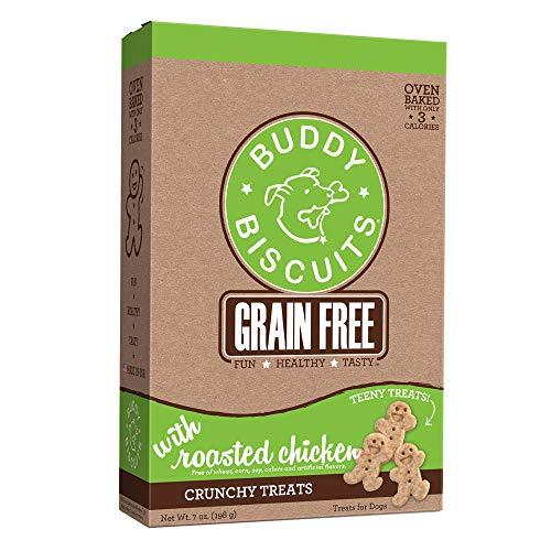 Cloud Star - Biscuits pour Chien friandises Poulet rôti sans céréales 198 g