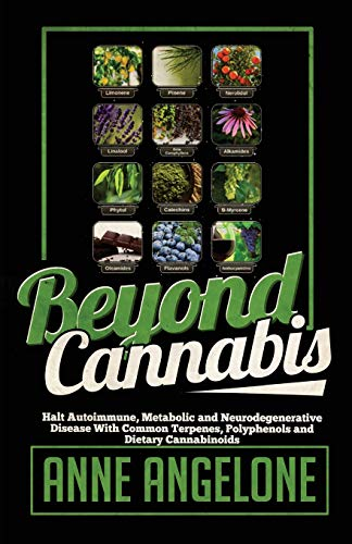 Beyond Cannabis: Halt Autoimmune, Metabolic and Neurodegenerative Disease With Common Terpenes, Polyphenols and Dietary Cannabinoids