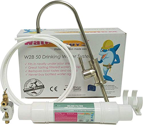 Water2Buy Undersink Drinking Water Filter System - Swan...