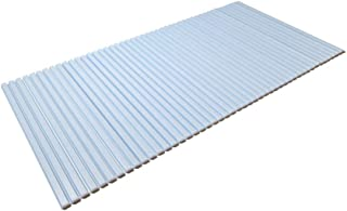 東プレ シャッター式風呂ふた ブルー 80×159cm W16