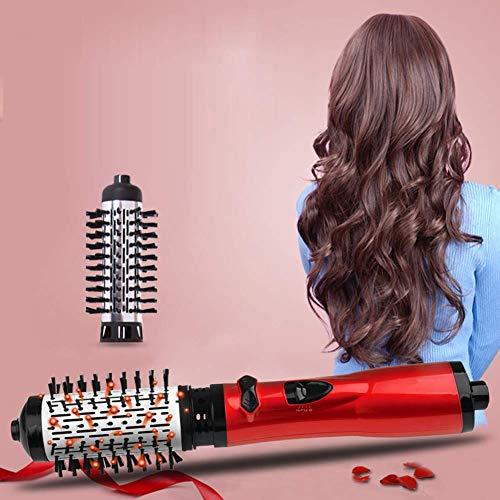 CANDYANA hetelucht-spin-borstel voor styling & frizz control auto draaien curling negatieve ionenhaar krultang Dryer-borstel