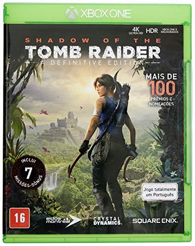 Shadow Of Tomb Raider- Definitive Edition - Xbox One