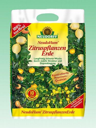 Neudorff NeudoHum Mediterranpflanzen- und PalmenErde 10 l