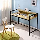 Kawachi Work from Home Computer Laptop Study Table Workstation Desk