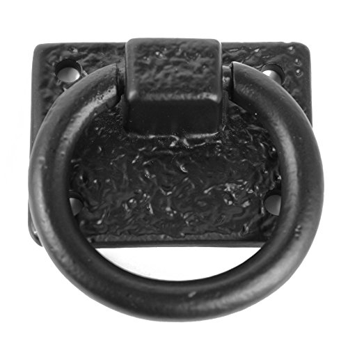 Iron Valley - 2' Cabinet Ring Pull - Solid Cast Iron