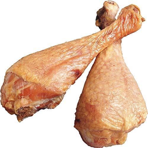 bonbori ( ぼんぼり ) スモーク ターキー レッグ ( 約300g × 2本 ) 調理済 / 七面鳥 / 冷凍 / ギフト / クリスマス / パーティ