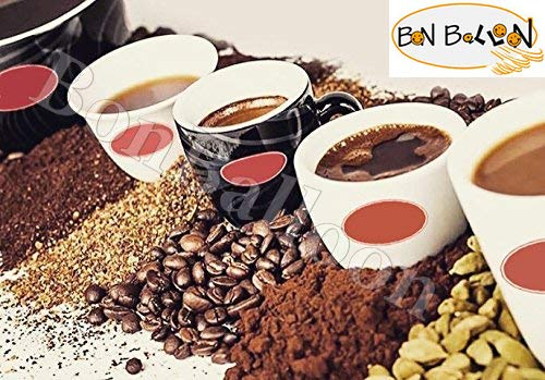 EL - Yemeni EL Yemeni ELYemeni Plain With Cardamom & Extra Coffee Light / Dark Roast Ground Beans Cup Extra Cardamom ( Light Roast ) ( 1 Box = 7 oz / 200 gm )