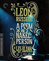 Criterion Collection: Poem Is a Naked Person [Blu-ray] [Import]