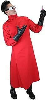 Men's Cotton Twill Mad Scientist Howie Lab Coat