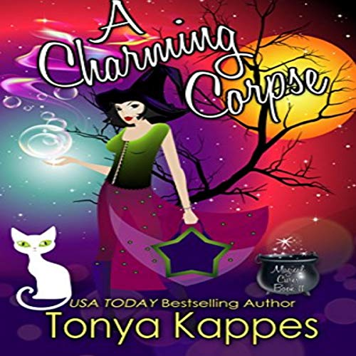 Couverture de A Charming Corpse: A Cozy Paranormal Mystery