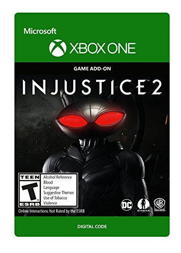Injustice 2: Black Manta - Xbox One [Digital Code]