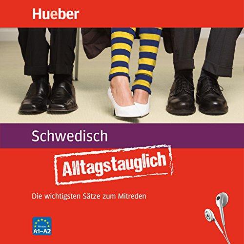 Alltagstauglich Schwedisch audiobook cover art